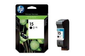 HP BLACK N.15 C6615D